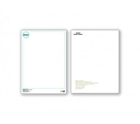 Antetli Kağıt 21x29.7